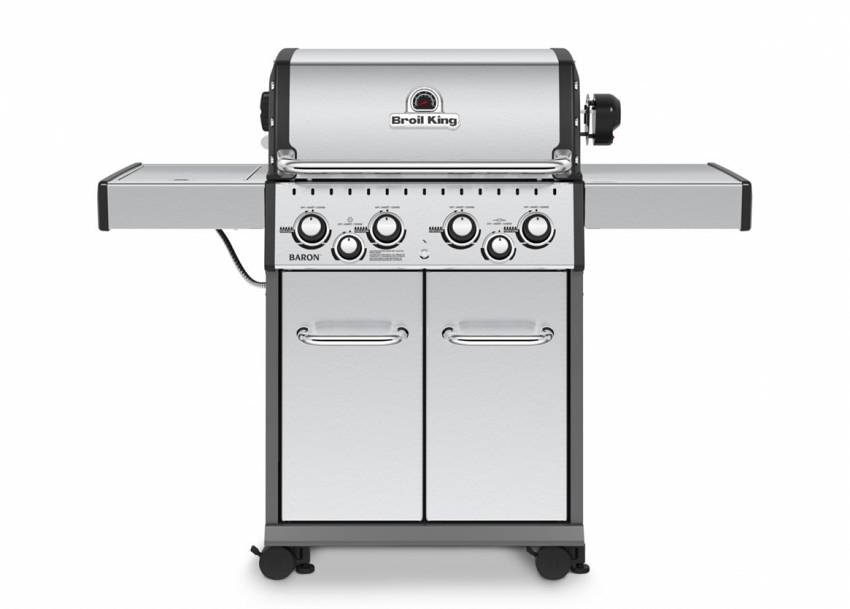 BROIL KING – Grill gazowy Baron S490