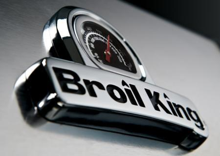 Broil King Baron 490 - Termometr Deluxe Accu-Temp TM