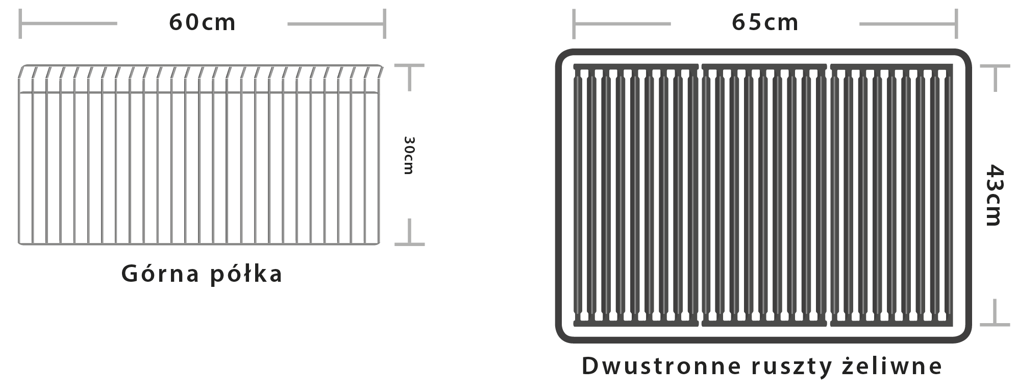 Broil King - Ruszty żeliwne