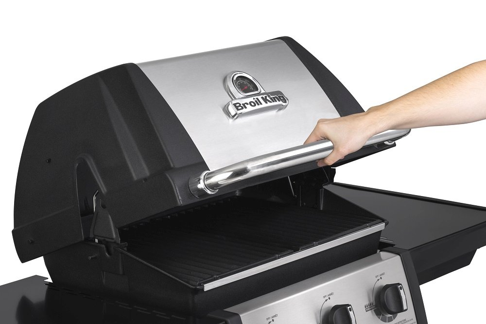 Broil King Monarch 340  - Piekarnik Therma-Cast TM